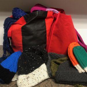 Cunningham & Cascade Knitting Club