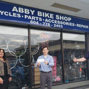 Abby Bike Shop June 2020
